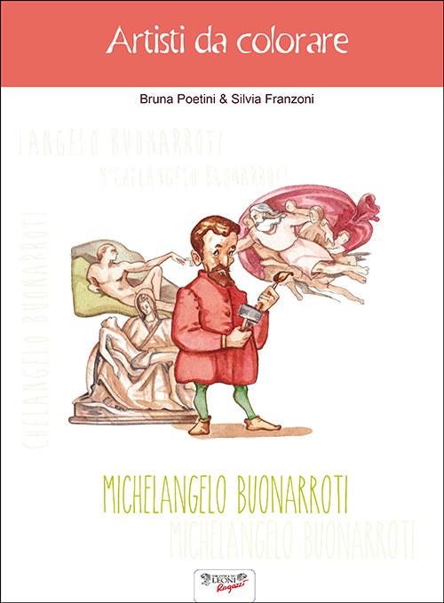 Michelangelo x ISBN